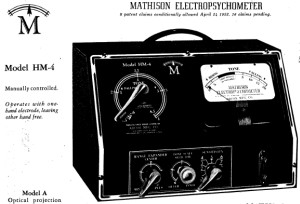 an introduction to the analysis of the hubbard electro psychometer or e meter